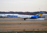 Allegiant Air McDonnell Douglas MD-83 (N880GA)