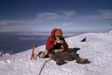 Mt Blanc summit mid-1970s