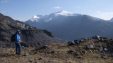 Snowdon from the slate quarries