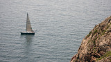 Boat and rocks, Kullaberg