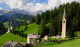Mountains: Bell Towers and Churches - Campanili e Chiese di Montagna