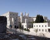 The Facade of Jerusalem's Notre Dame