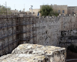 Rebuilding a Section of the CIty Wall