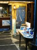 Art shop. (Mykonos)