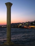 Mykonos night.