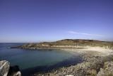 Petite plage sur Kermorvan