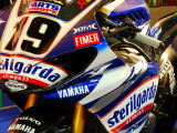 Ben Spies - Sterilgarda sponsors Yamaha World Superbike Team