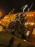 BOLOGNA : Piazza del Nettuno