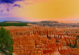 Red Twilight @ Bryce Canyon