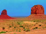 Lucky day for my G9 @ Monument Valley ...