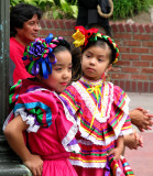 Olvera St, Los Angeles, CA.  -Mexican Cultural Institute-