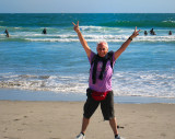 Backstage @ Venice, Los Angeles: Happy BOSS on the Beach !!!