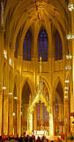 St Patrick's Cathedral,internal