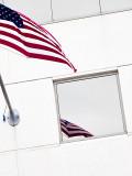 Flag and Window