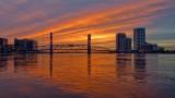 Winter Solstice Sunrise over JAX