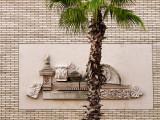 Palm and Pseudo Bas-Relief