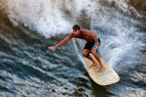 Slow Shutter Surf Shot