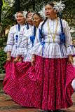 Panamanian Folk Dancers