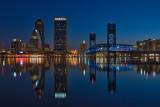 Blue Jacksonville