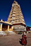 Chamundi hill Temple