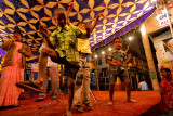 Dancing festival Gurunanak