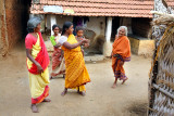 Women of the village Panangadi