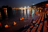 The submerged Ganga Gods