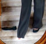 Fleece Pants Hem 3