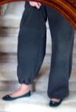 Fleece Pants Hem 2