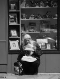 LADY WITH AN ENVELOP