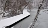 Snow on the Boardwalk