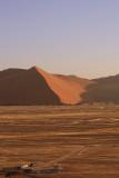 Sossusvlei from Dune 45