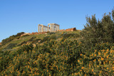 Cape Sounion and the Temple of Posidon
