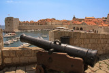 Dubrovnik defense of the harbour