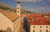The Stradun and the Fransiscan Monastery
