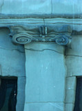 Ionic Capital from the Vancouver Art Gallery