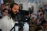 A camera man