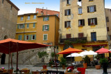 Hyeres medieval square (2008)