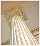 Christ Church interior column