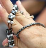 Volcanic Rock Bracelets