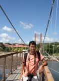 Bridge Over Rio San Juan