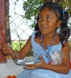 Girl at Orphanage