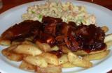Hawaiian BBQ Ribs