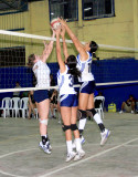 Nicaragua National Women's Volleyball vs University of Wisconsin-Eau Claire