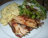 Roasted Pork Plate