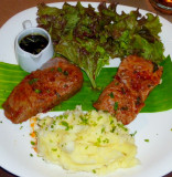 Spicy Rooster Fish