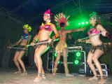 Club Chaman performs in San Juan del Sur