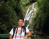 Waterfall at Anton Valley