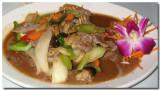 Thai Beef Plate