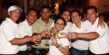 Pelican Eyes Piedras y Olas Fourth Year Anniversary